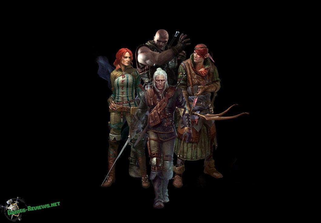 Мод на броню для Скайрим: броня и мечи из Ведьмака