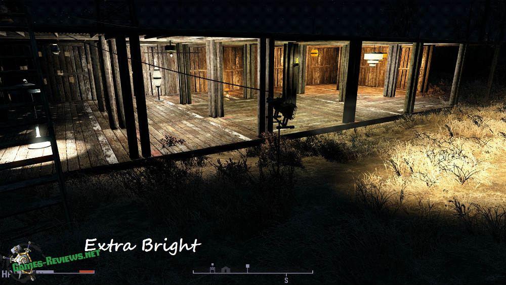 Усиленное освещение для поселений в Fallout 4