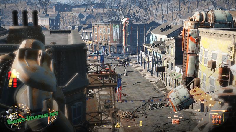 Настройки для слабых ПК для Fallout 4