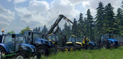 Мод ДЕНЬГИ для Farming Simulator 2015