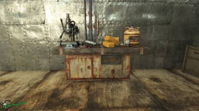 HD станок для Fallout 4