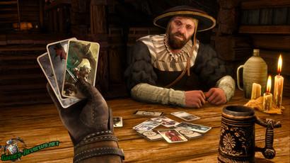 Ведьмак 3: Чит для игры в гвинт - всегда победа