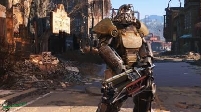 Патч 1.2.37.0 для игры Fallout 4