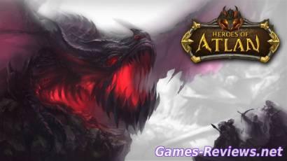 Скачать Heroes of Atlan на Android