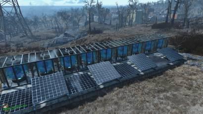 Солнечные батареи и реакторы