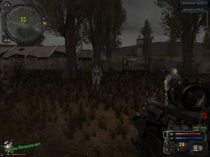 Sigerous mod для Сталкер: Зов Припяти
