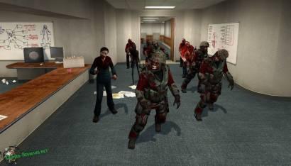 Зомби мод для КС 1.6 — как сделать зомби?