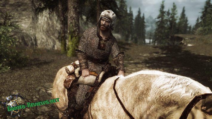 Скайрим: мод на викингов