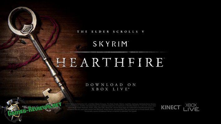 Дополнение Hearthfire на русском для Скайрима