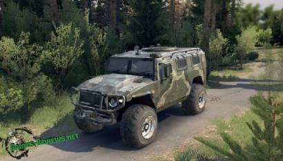 "ГАЗ-2975 ""Тигр"" для SpinTires"