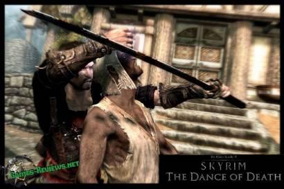 Скайрим: мод Танец Смерти