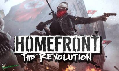 Трейнер для Homefront: The Revolution