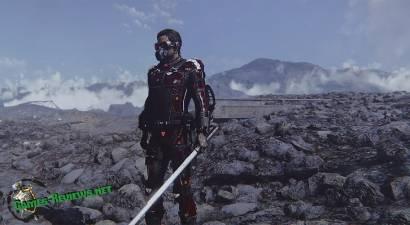 Мод на нано одежду для Fallout 4