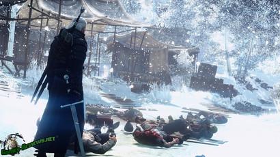 Winter Is Coming - зимний мод для Ведьмак 3