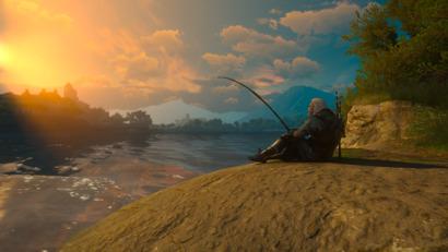 Мод на рыбалку в Ведьмак 3