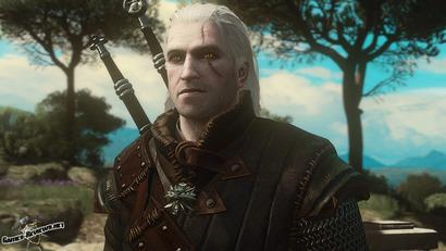Старая добрая броня для Ведьмак 3