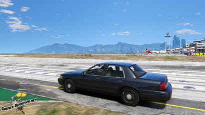 Ford Crown Victoria для ГТА 5