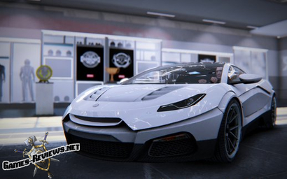 Savage Rivale Roadyacht GTS для ГТА 4