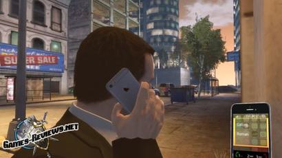 iPhone 5С для ГТА 4