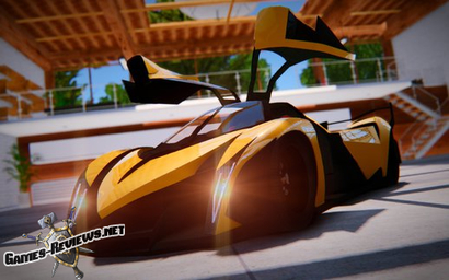 Devel Sixteen для ГТА 4