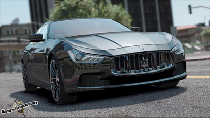 Maserati для ГТА 5