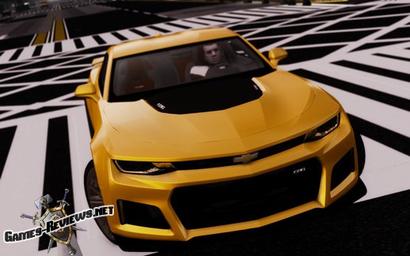 Chevrolet Camaro 2017 для ГТА 4