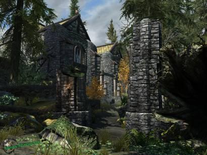 Дом Белой Реки