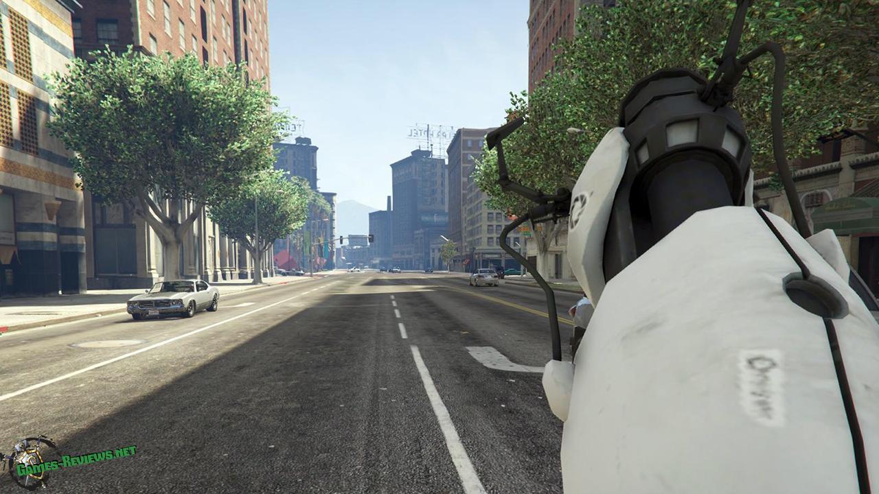 Виртуальные перемещения в GTA 5