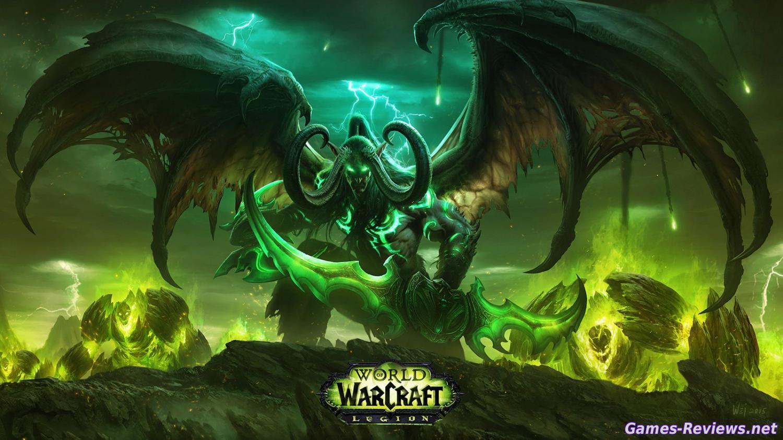 World of WarCraft: Legion 6 дополнение