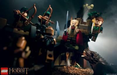 Анонс игры LEGO: The Hobbit | Лего: Хоббит