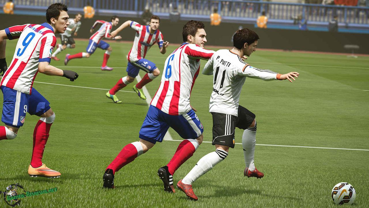 Да здравствует версия ДЕМО FIFA 16!