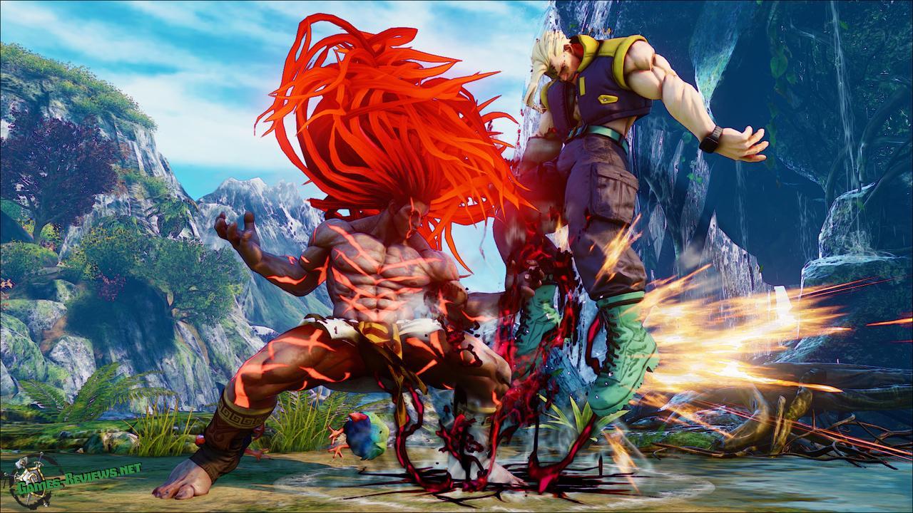 Стали известны системные требования Street Fighter V