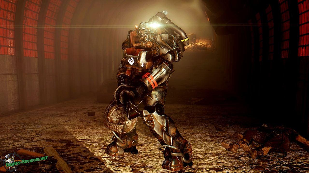 Чит-команды в Fallout 4 могут повредить сохранения