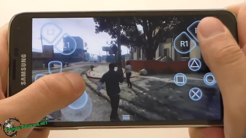 Мобильная версия GTA V - миф или реальность?