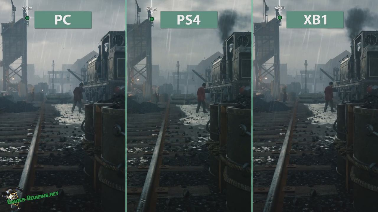 Assassin's Creed: Syndicate сравнили на PC и консолях