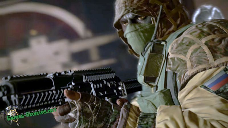 В ролике к Rainbow Six: Siege появились бойцы ФСБ и Спецназа