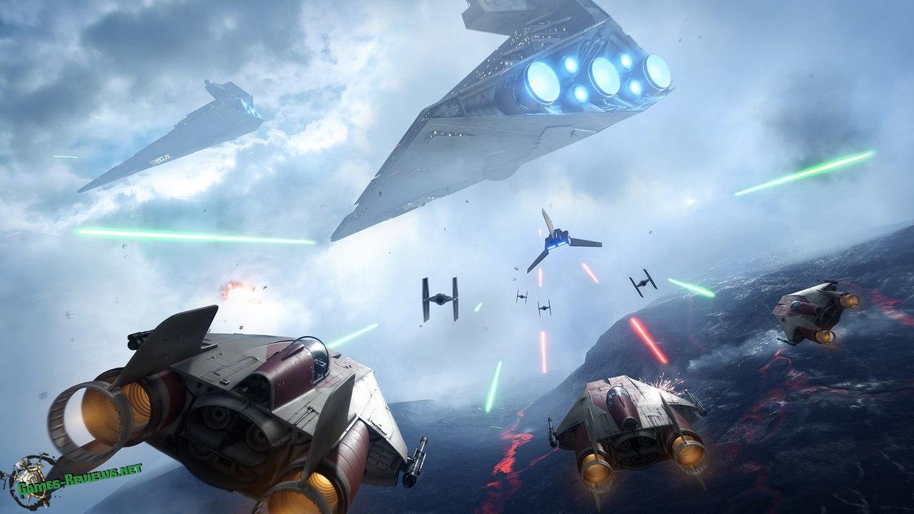 Обновлены системные требования Star Wars: Battlefront