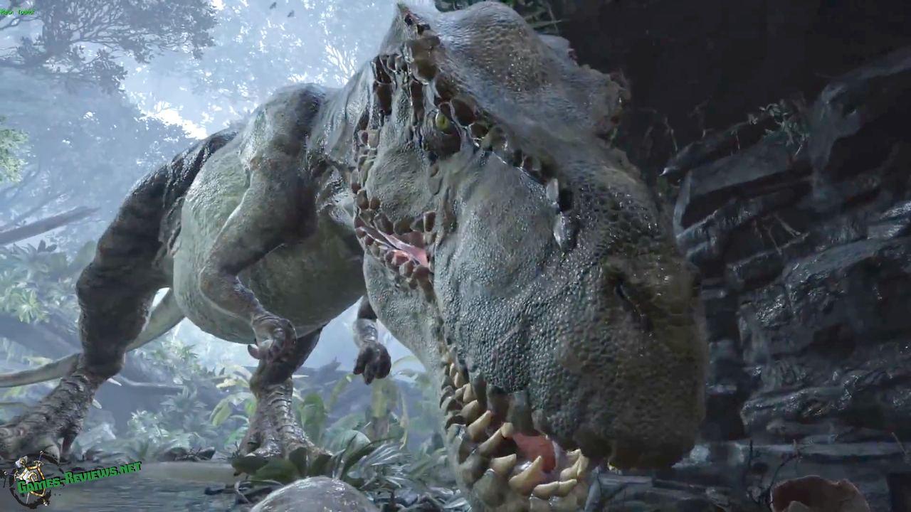 Бесплатно выпущена «Back to Dinosaur Island» от Crytek