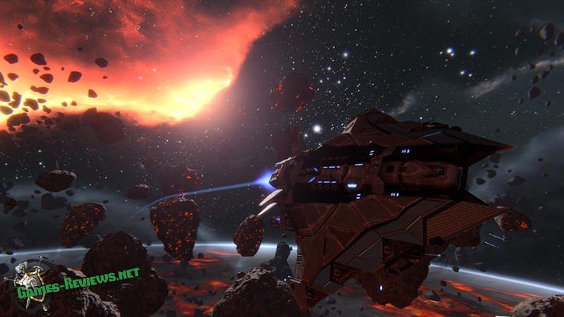 В Star Conflict появится новый класс кораблей и локации