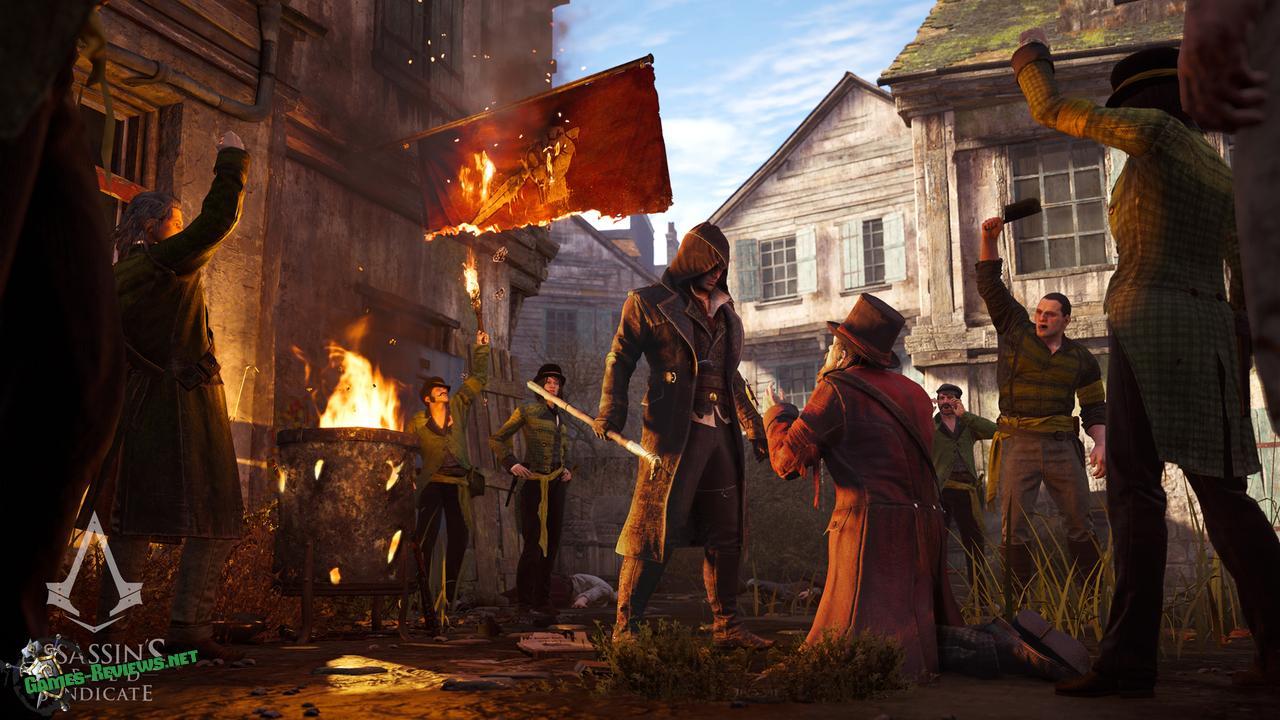 Релиз Assassin's Creed: Syndicate оказался провальным