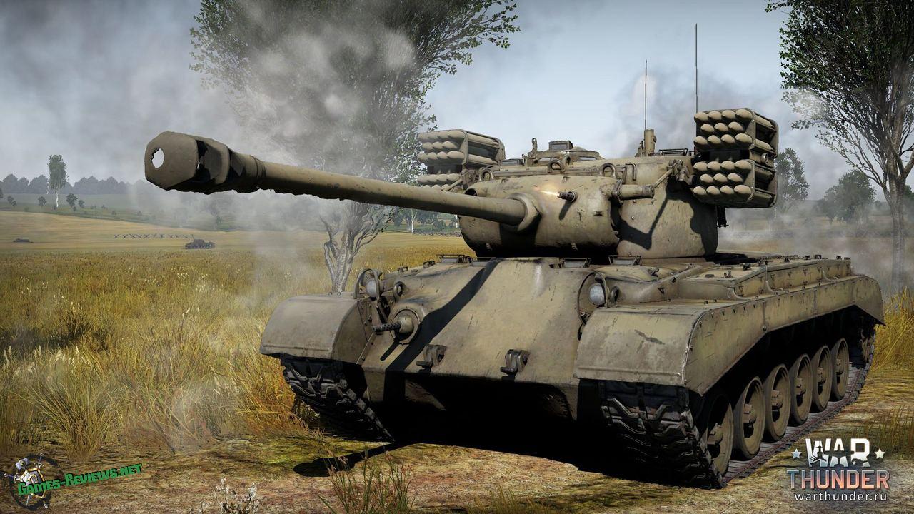 Вышло обновление 1.53 для игры «War Thunder»