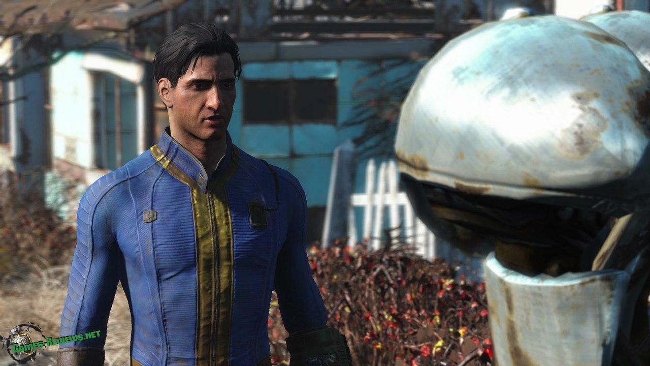 В Fallout 4 можно иметь одновременно лишь одного спутника