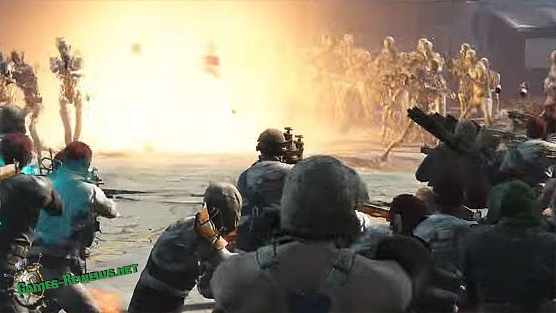 В Fallout 4 организовали эпичное сражение 50 на 50