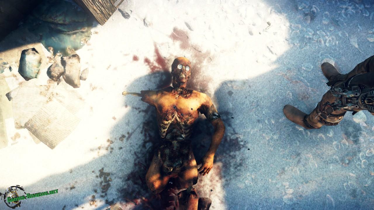 В Mad Max нашли пасхалку к Half-Life 3
