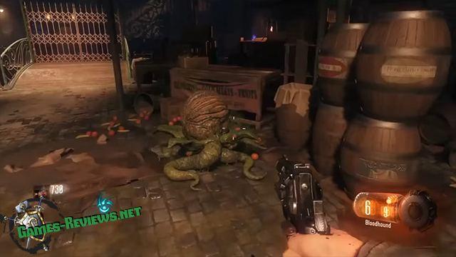Появилось новое видео с геймплеем Call of Duty: Black Ops 3