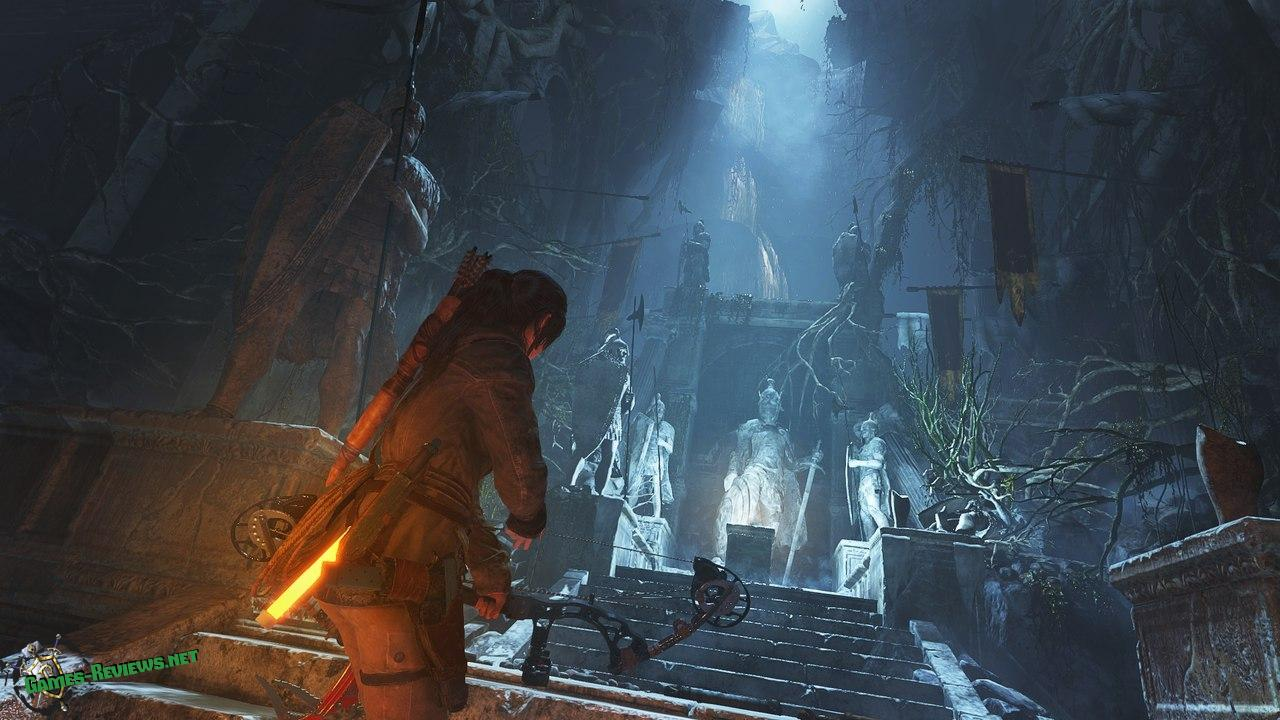 В Rise of the Tomb Raider появится Баба Яга