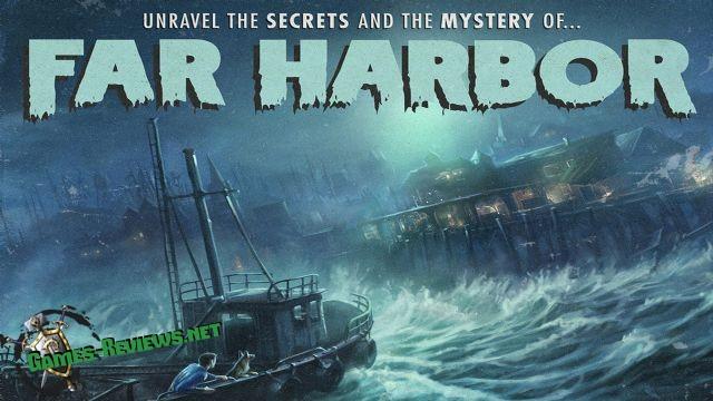 Fallout 4: Far Harbor - самое большое DLC в истории компании Bethesda
