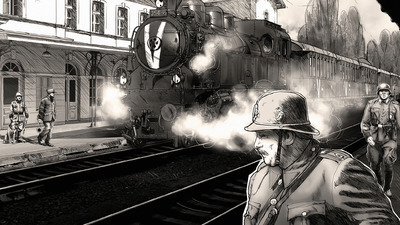 Игра о нацистской оккупации Attentat 1942, выигравшая международные награды, теперь доступна на русском языке!