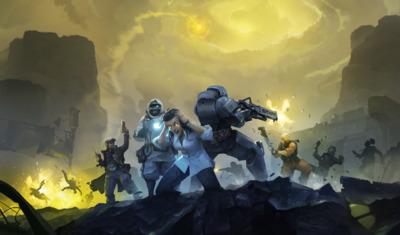 Анонс Encased — изометрической RPG студии Dark Crystal Games