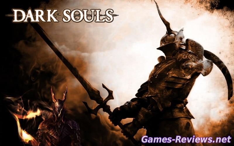 Убиваем босса Демона Тельца в Dark Souls